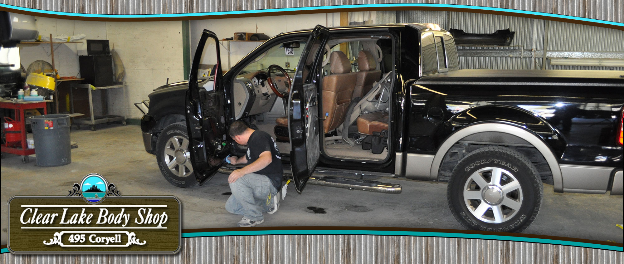 Clear Lake Body Shop, Your Clear Lake Area Body Shop